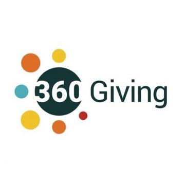 360 giving logo