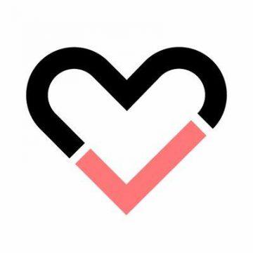 CHI logo heart