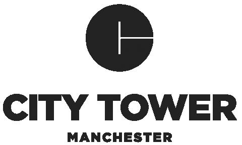 City Tower Logo outline